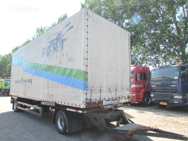 GS Meppel AIC2000U container chassis trailer