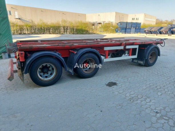 KELBERG TYPE D24B container chassis trailer