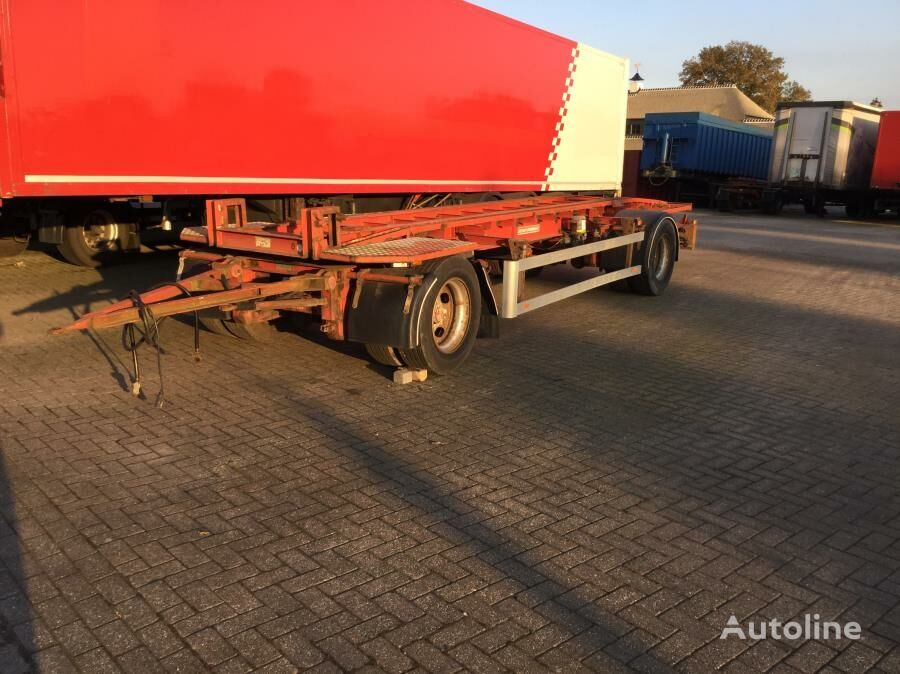 NETAM-FRUEHAUF ANVR 20 110 container chassis trailer
