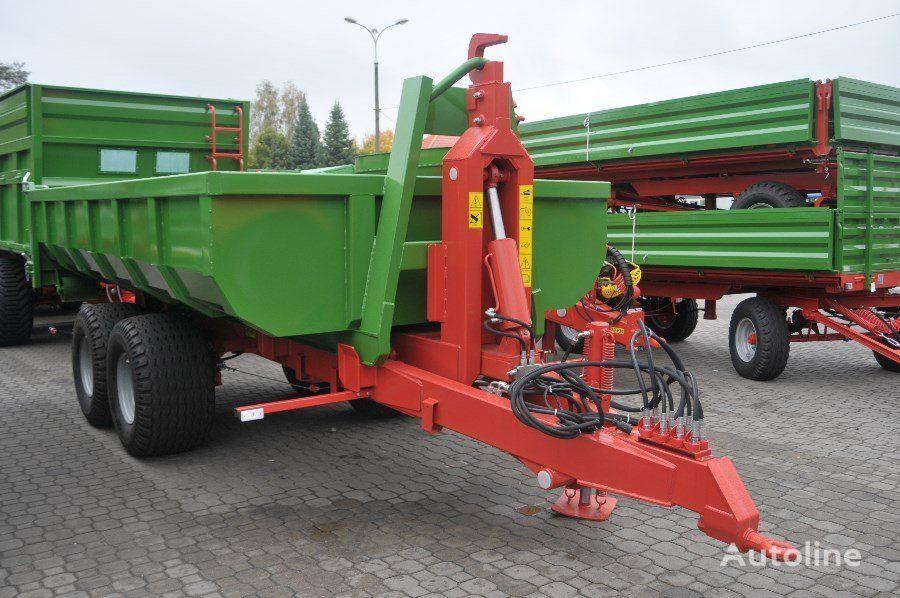new PRONAR T285 16,3  Przyczepa hakowa   container chassis trailer