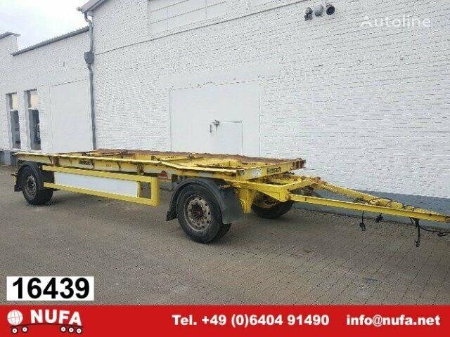 REISCH Abrollanhänger REA 18 EL Abrollanhänger, bis 7 m container chassis trailer