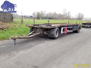 TRAX Container Transport container chassis trailer