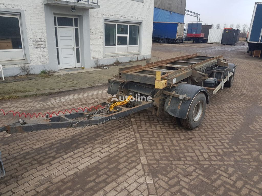 TRAX R192WUR container chassis trailer