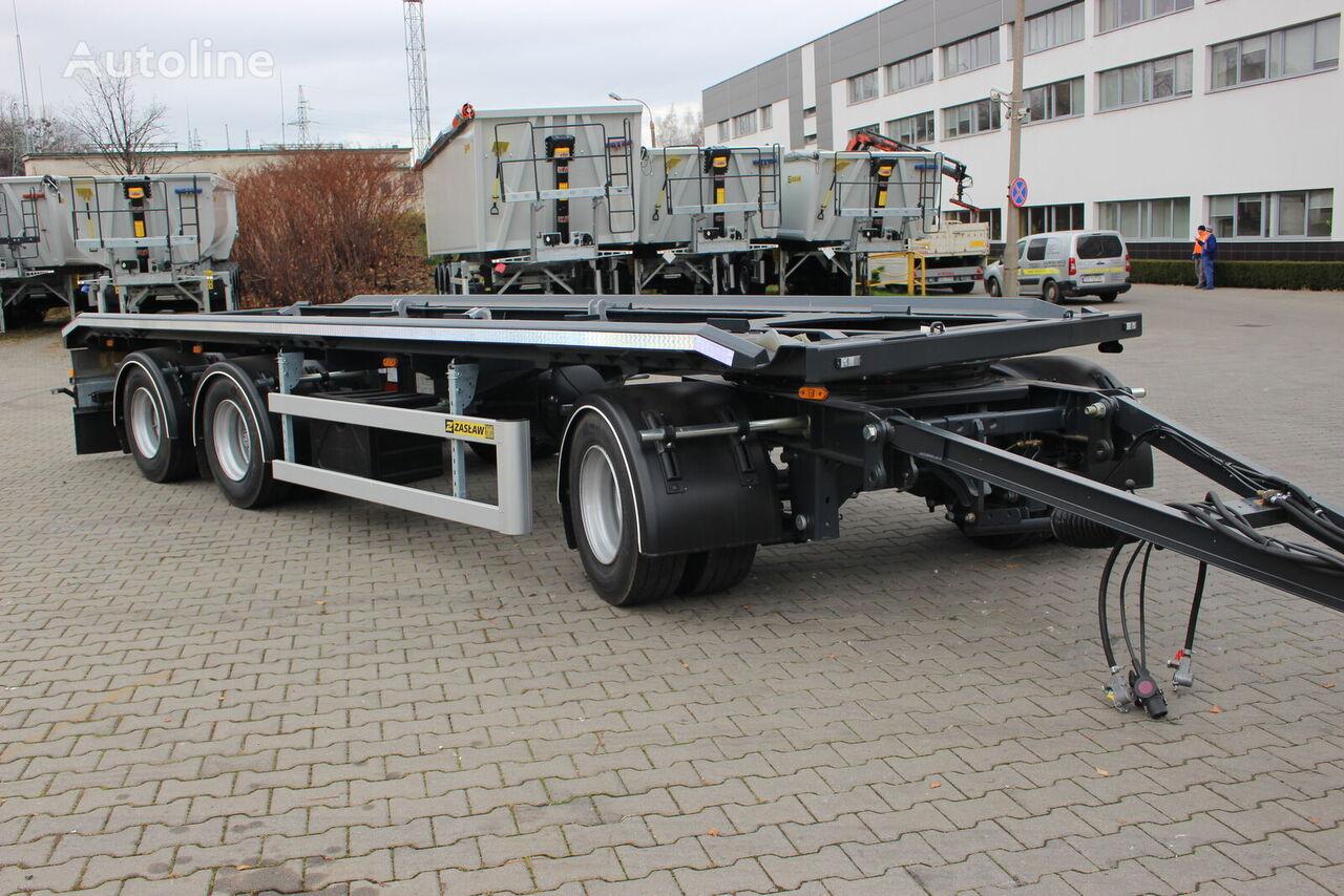 new ZASŁAW 665.PK.70.17.B container chassis trailer