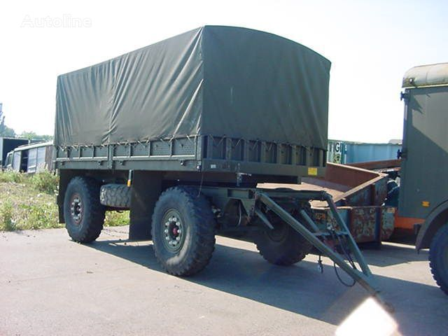 TITAN TLR / TITAN IV curtain side trailer