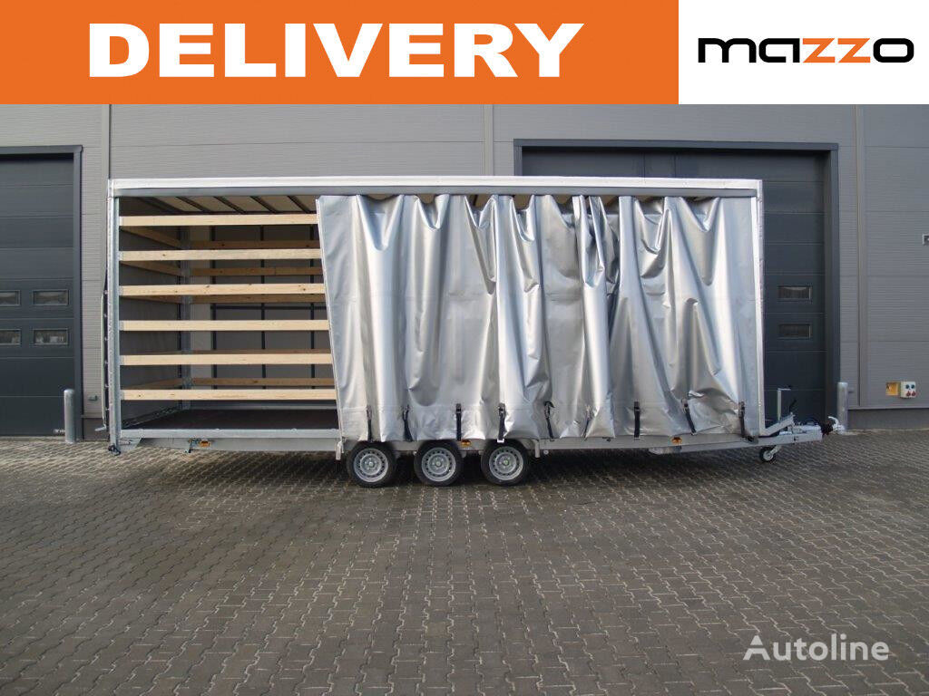 new Taut liner  curtain side trailer