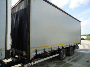 WIELTON PC 16 curtain side trailer