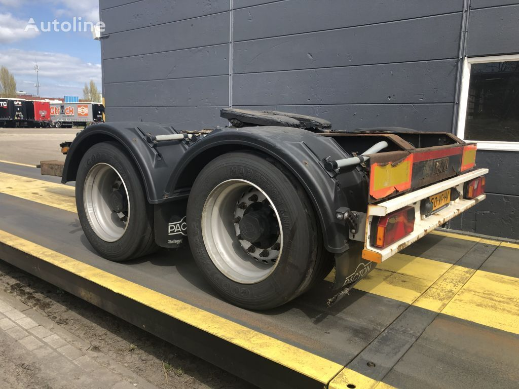 PACTON DXX.218 dolly trailer