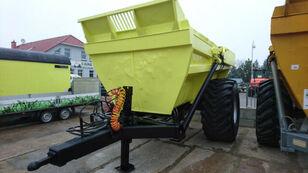 BERGMANN SK180  mietbar dump trailer