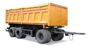 MAZ 856102-010 dump trailer