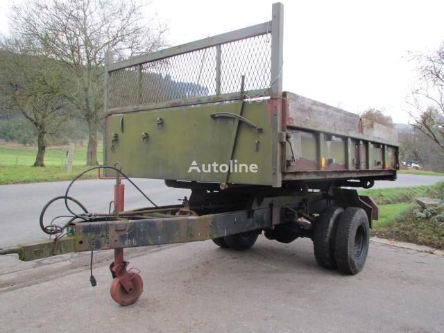 MERCEDES-BENZ dump trailer