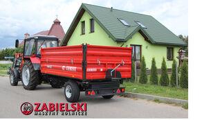 new METAL-FACH T 703A/2  τρόλεϋ dump trailer