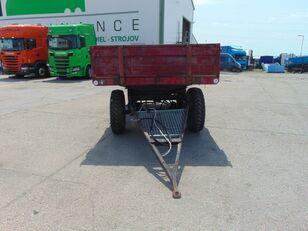 Prívesné vozíky BSS dvojstranný vyklápací príves VIN 089 dump trailer