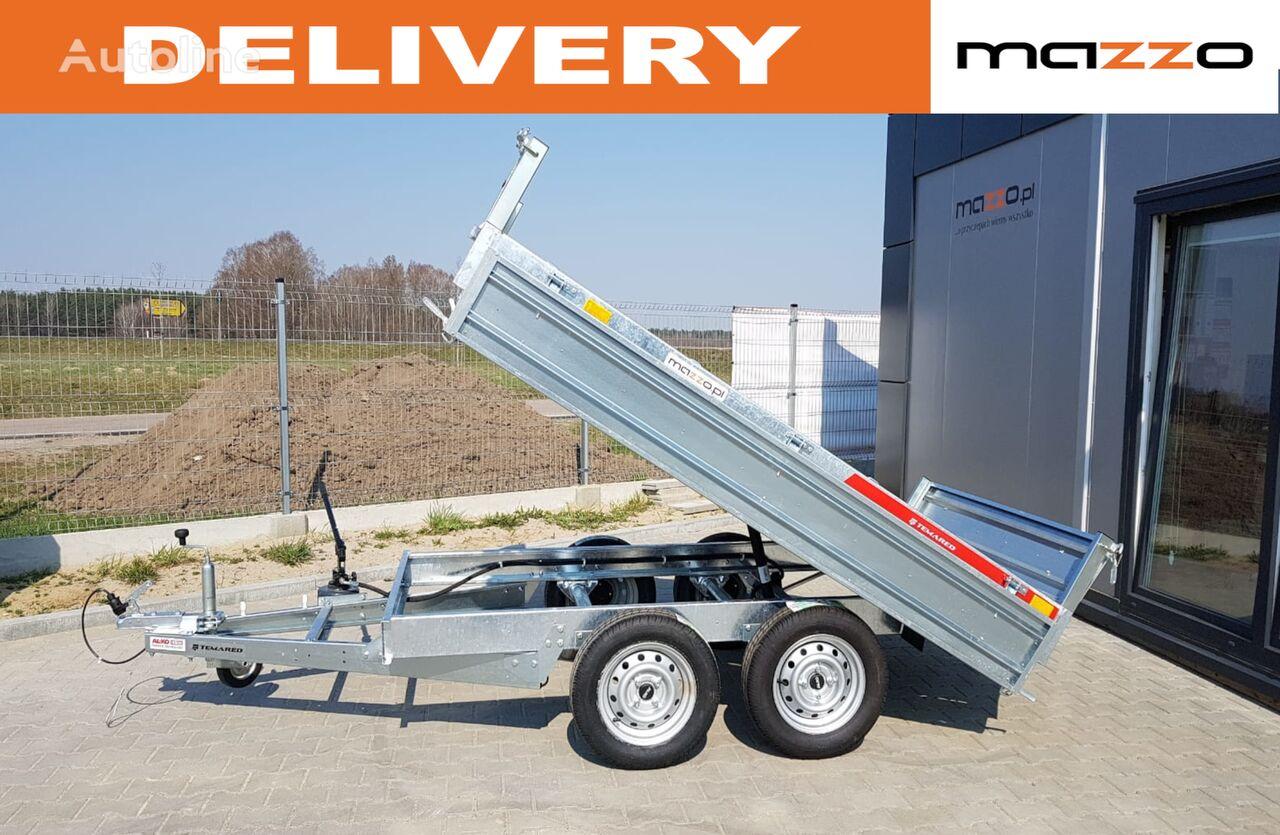 new 2515/2 254x153cm GVW 750KG Light trailer! dump trailer