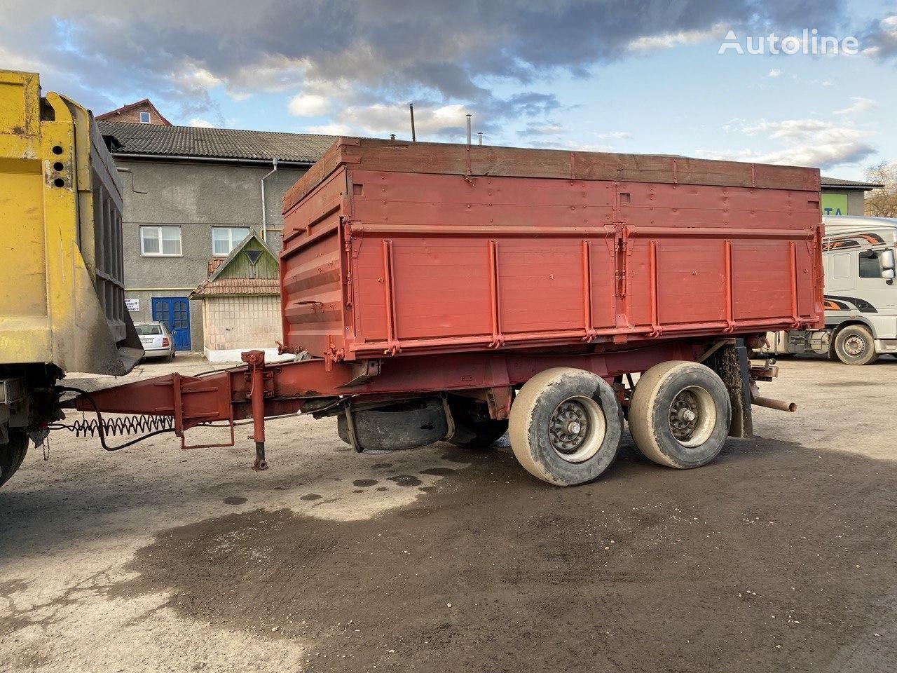BLUMHARDT dump trailer