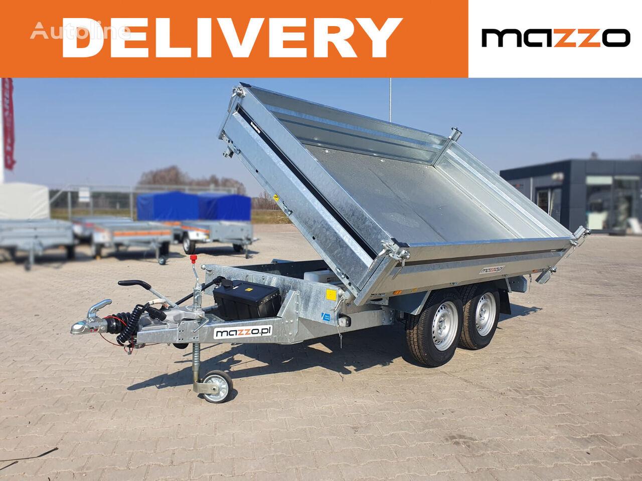 new Brenderup T3500 dump trailer