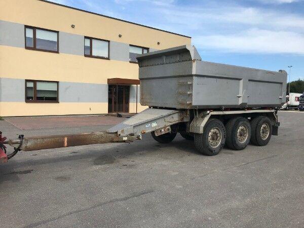 ISTRAIL 3-AXLE TIPPER dump trailer