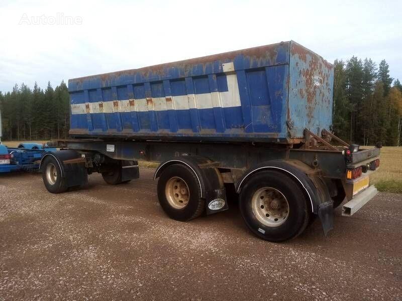 JYKI V 31 dump trailer