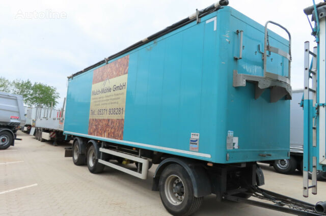 KNAPEN Schubboden Anhänger dump trailer