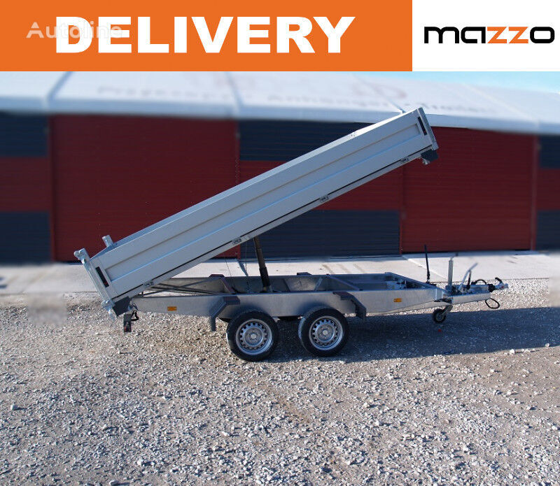 new Kipper 27.36  dump trailer
