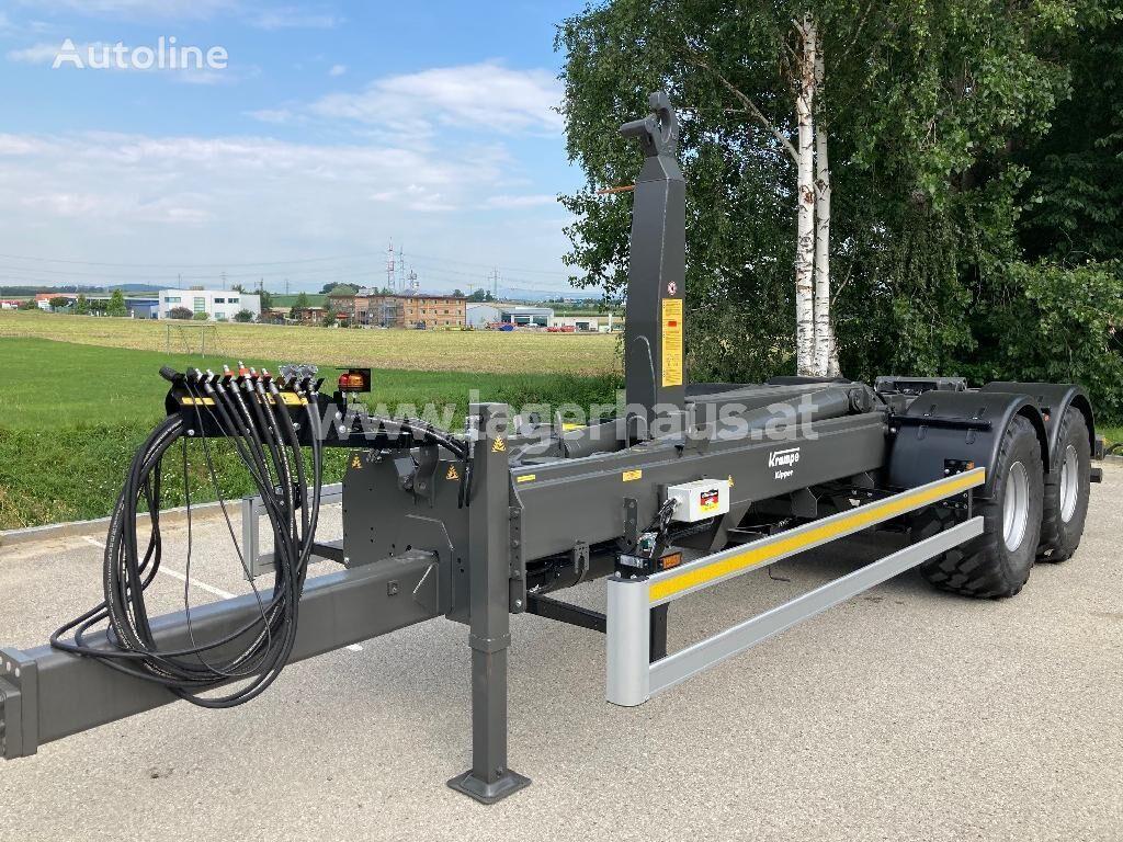 Krampe HAKENLIFTANHÄNGER THL 21L CARRIER dump trailer