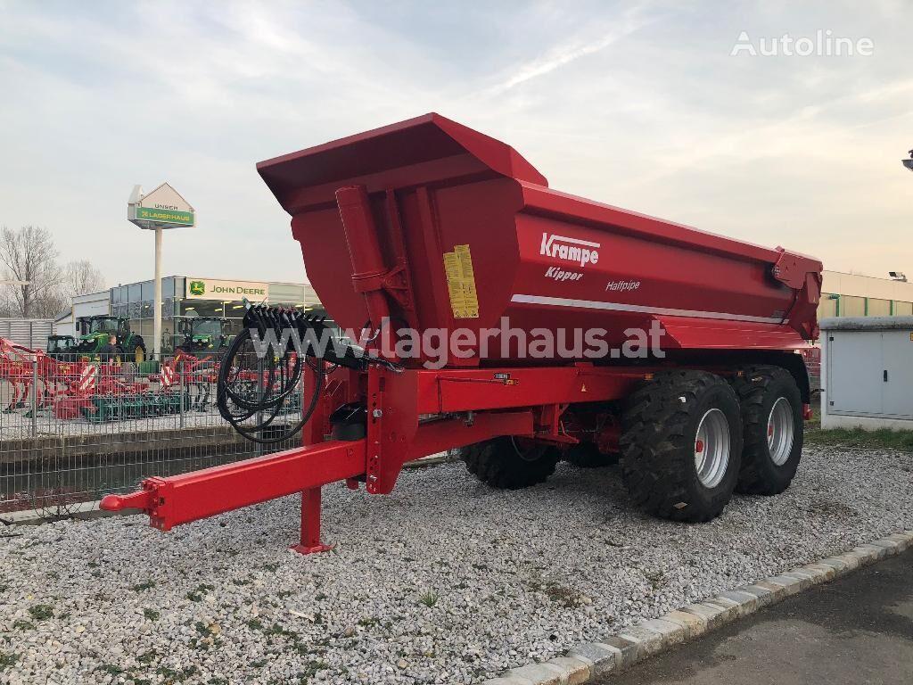 Krampe HP 20 CARRIER dump trailer