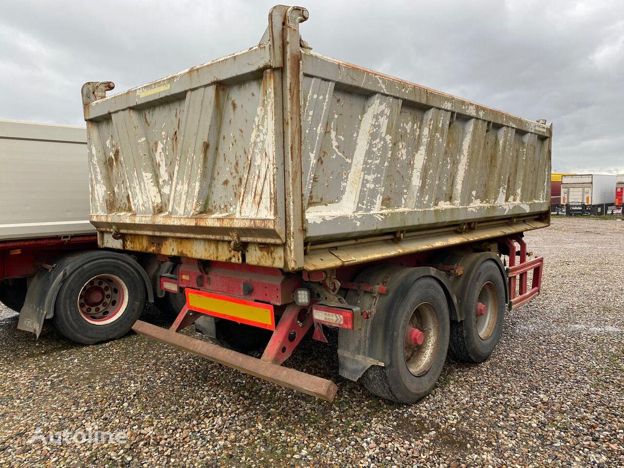 MEILLER dump trailer