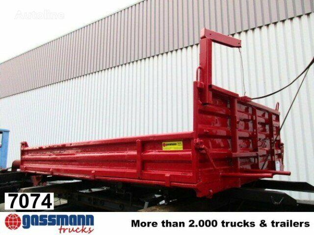 MEILLER 3-S-Kippbrücke  dump trailer