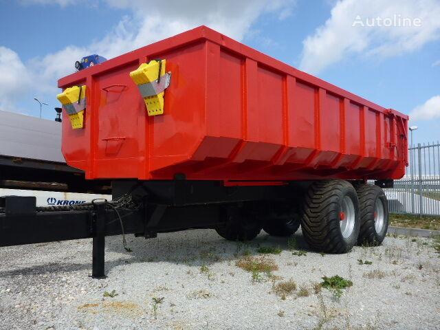 MEILLER Ferrel 190 dump trailer