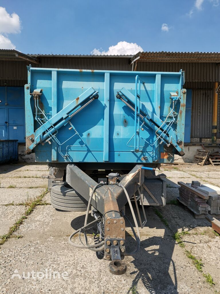 MEILLER MZDA 18/21 dump trailer