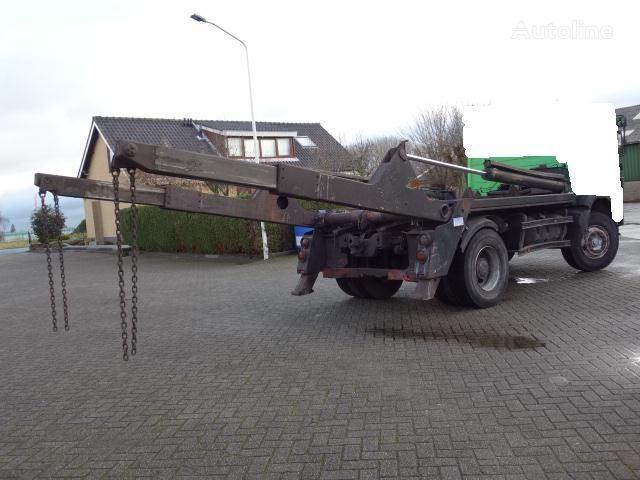 MEILLER gergen portaal systeem dump trailer
