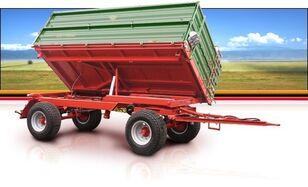 new PRONAR ASIA T672/2 dump trailer