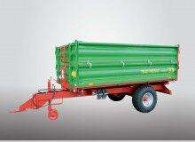 new PRONAR Przyczepa jedno osiowa wywrotka 3,5 ton dump trailer