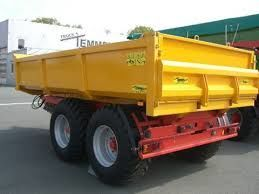 new PRONAR T 679/2 dump trailer