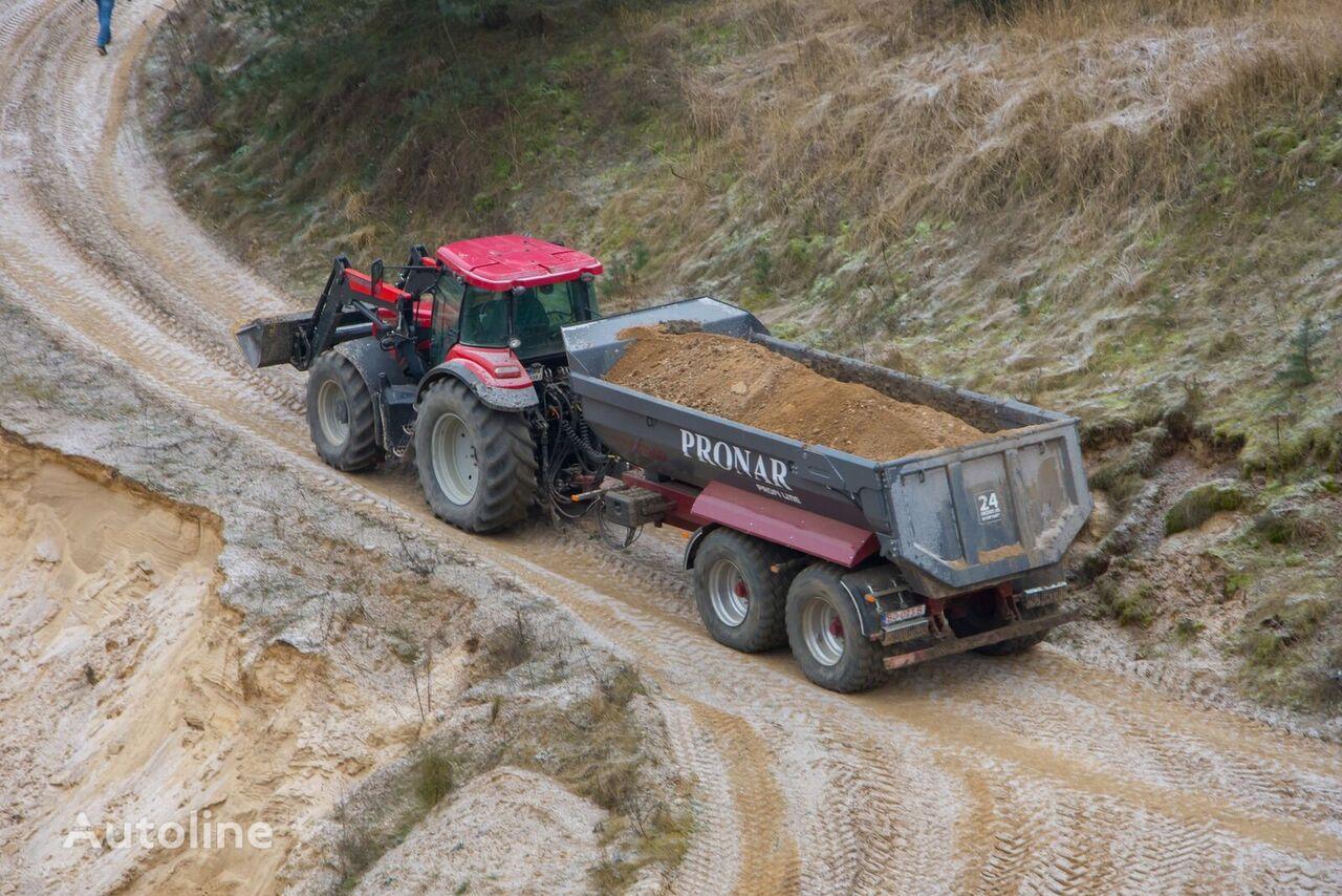 new PRONAR T 701 HP dump trailer