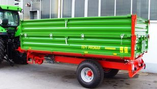 PRONAR T671 5 ton / 8,2 m ³  dump trailer