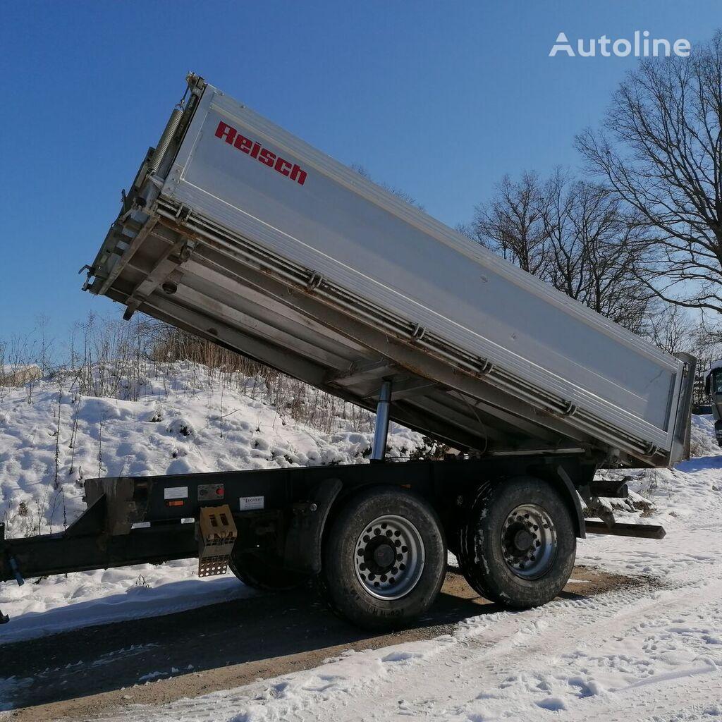 REISCH RTDK-18 Dreiseitenkipper dump trailer