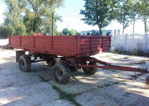 ZASLAW TRAILIS D 737 dump trailer
