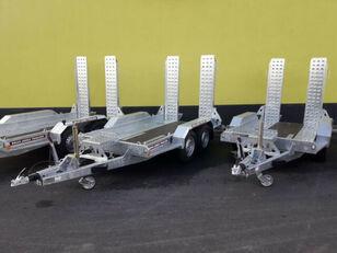 new Brian James Cargo Digger Plant 2 Baumaschinentransporter equipment trailer