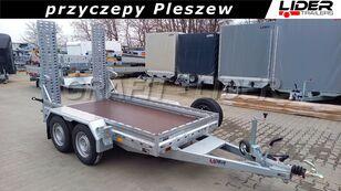 new LIDER LT-104 przyczepa 305x155x20cm, do przewozu minikoparki, sprzętu  equipment trailer