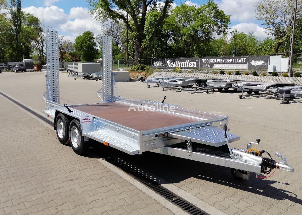 new Besttrailers LOADER - przyczepa pod koparkę, maszyny budowlane, rolnicze equipment trailer