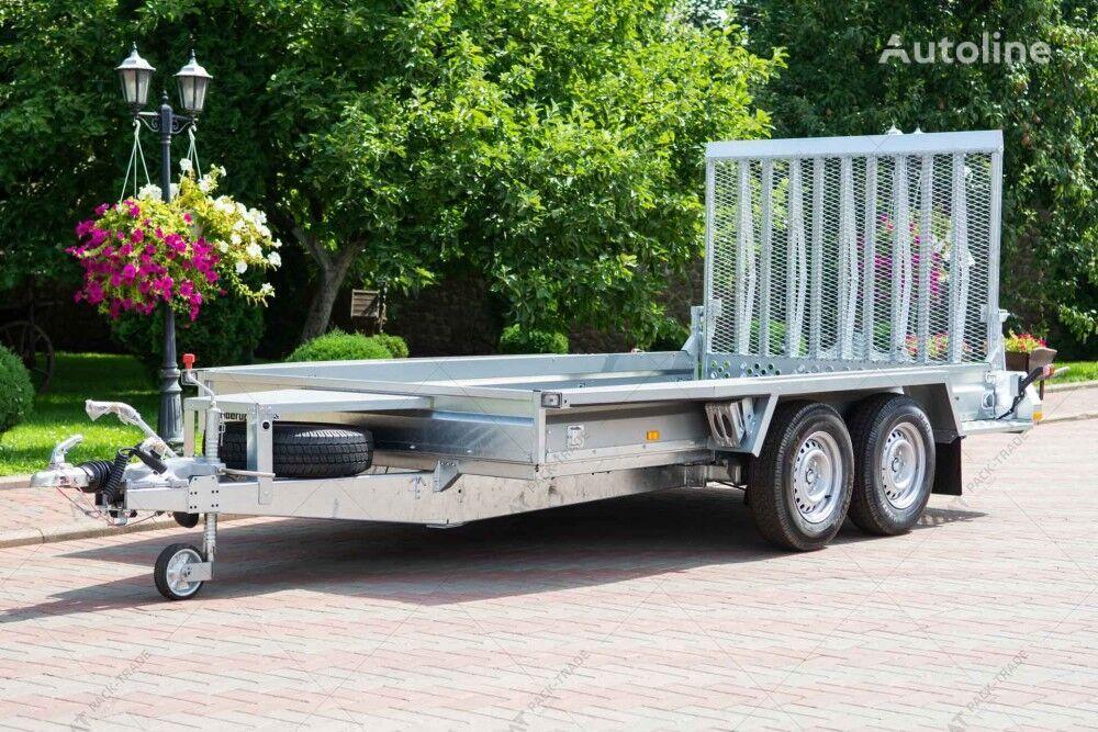 Brenderup MT3651 equipment trailer