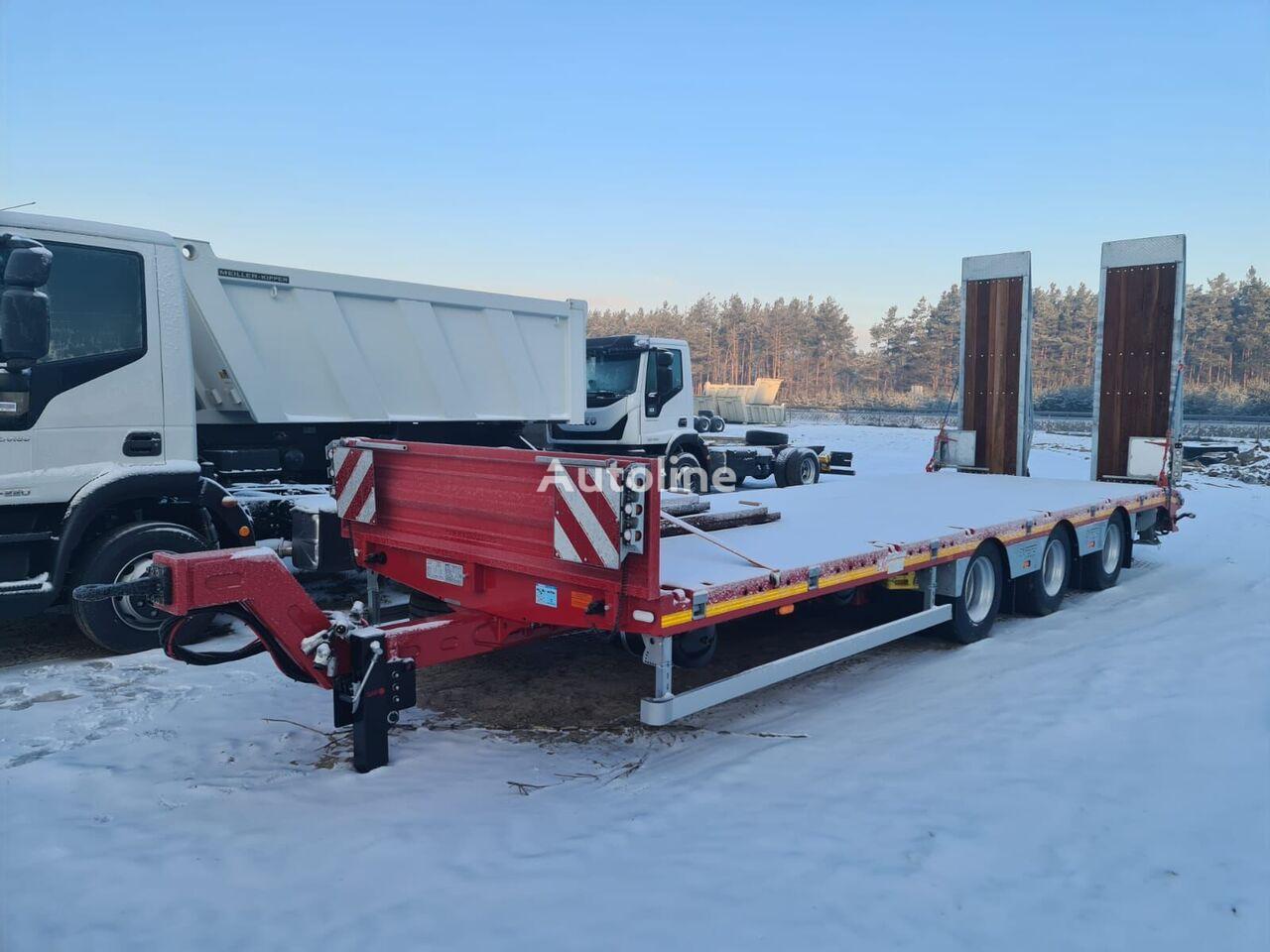 new EMTECH PC322 equipment trailer