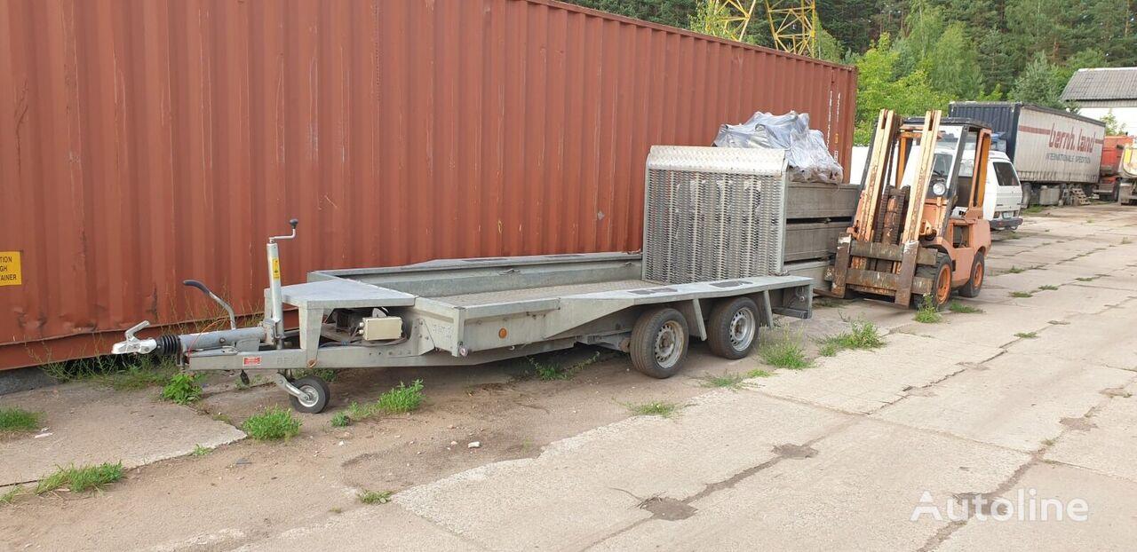 HENRA DL35A equipment trailer