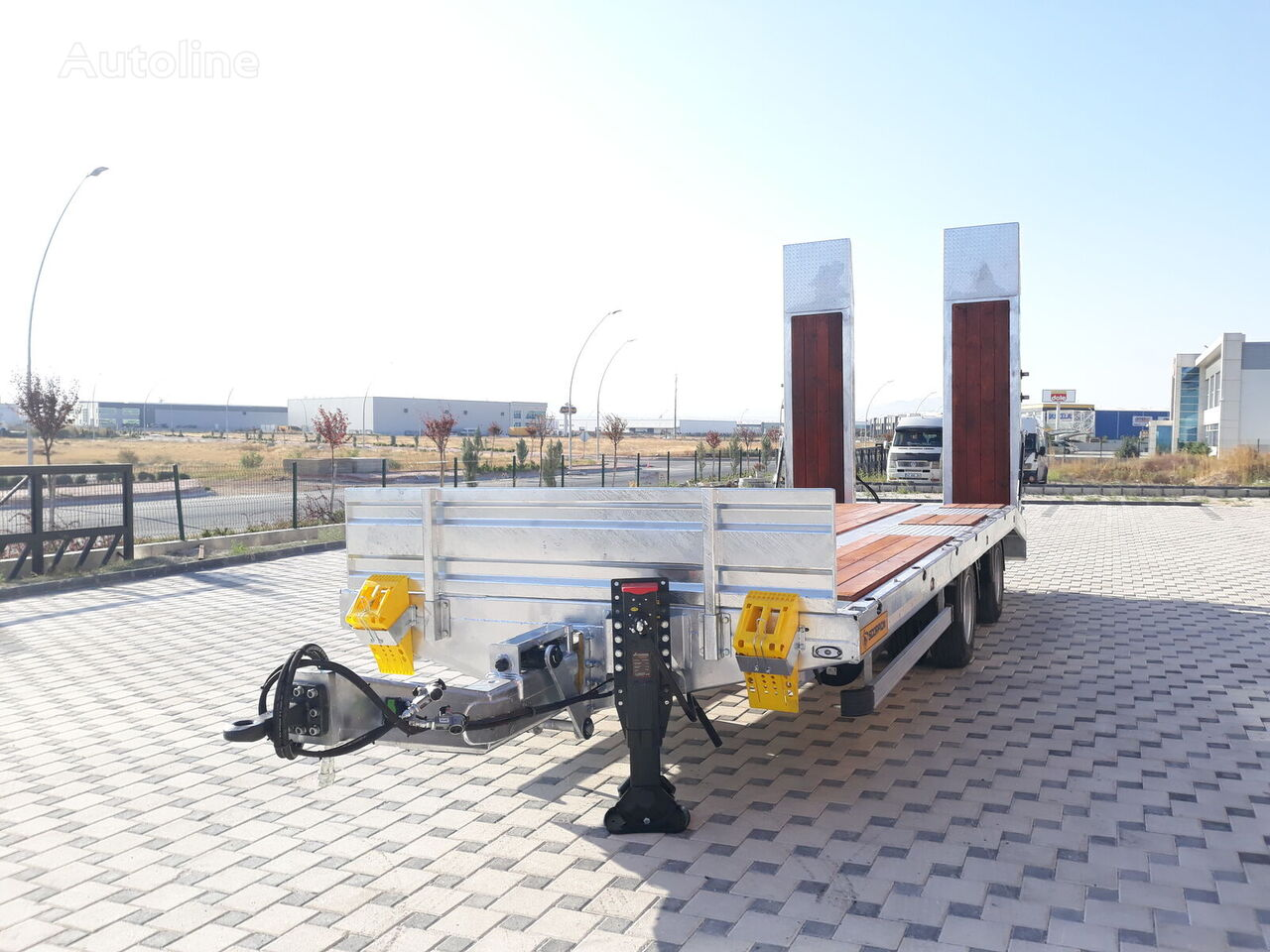new SZAP equipment trailer