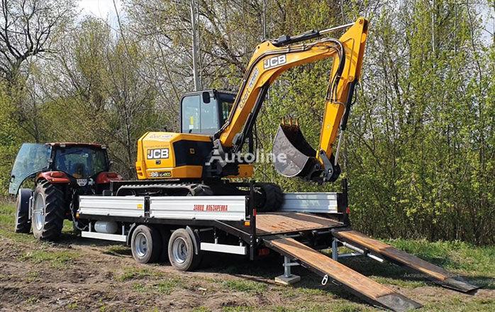new ZAVOD KOBZARENKA PS-12 equipment trailer