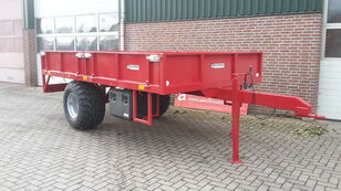 new Bakkenwagen flatbed trailer
