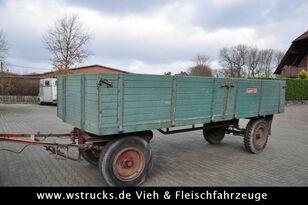 LANGENDORF Anhänger flatbed trailer