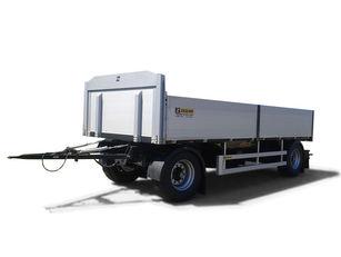 new ZASLAW TRAILIS 659.PS.65.06.BESIP flatbed trailer