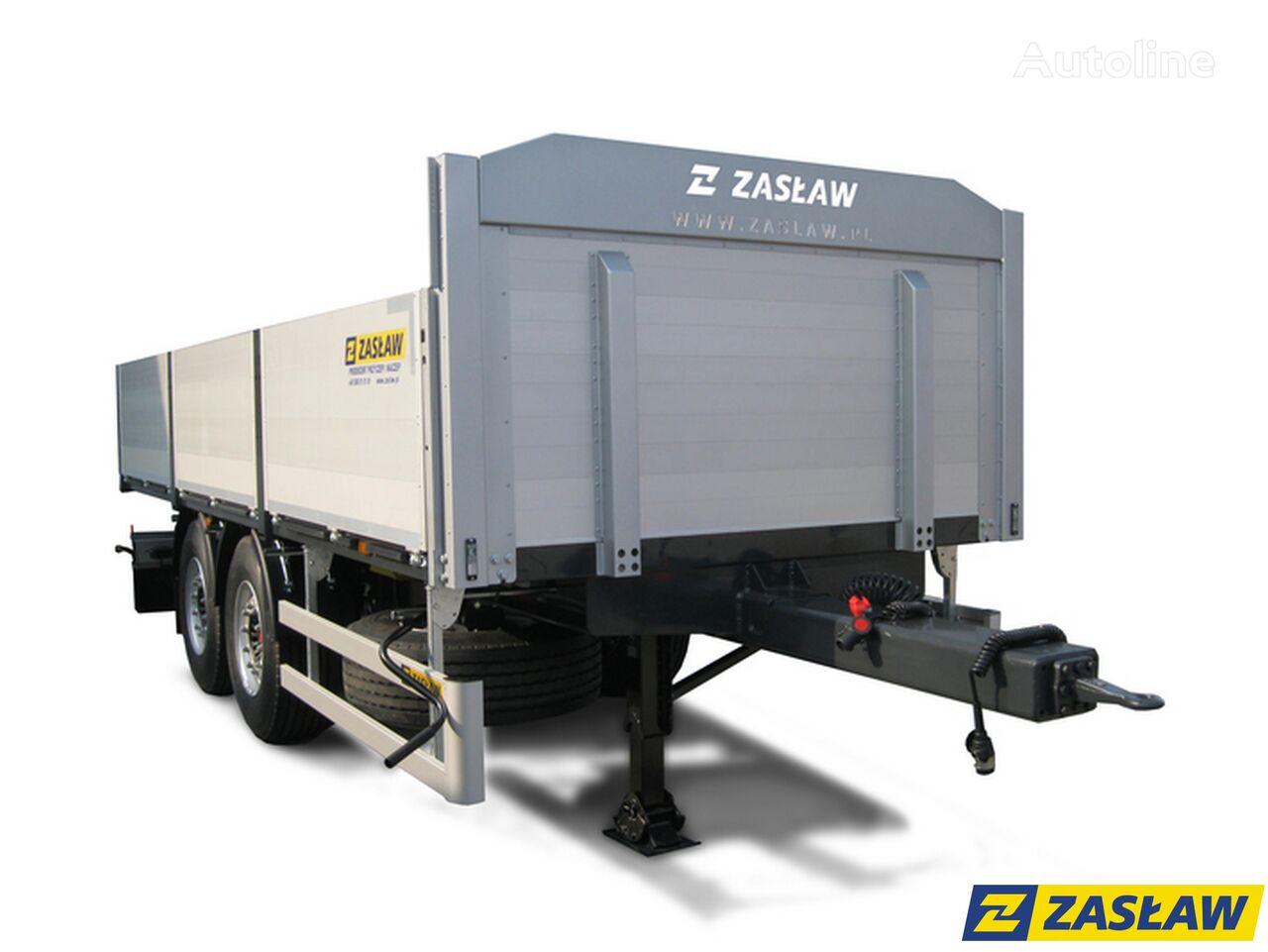 new ZASLAW TRAILIS 670.PC.65.06.BESIP flatbed trailer
